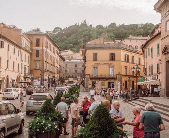 como é morar na itália